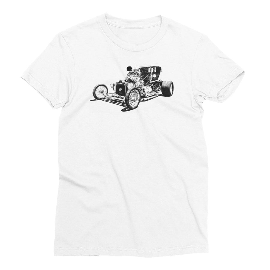 Ford Highboy - Will Glover Featured Artist - Women's Short Sleeve T-Shirt