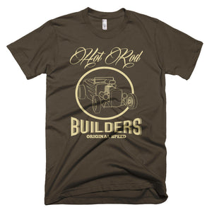 Hot Rod Builders - Modern Rodder - Men's T-Shirt