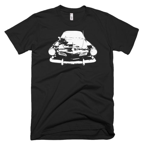 1969 VW Karmann Ghia - Modern Rodder - Men's T-Shirt