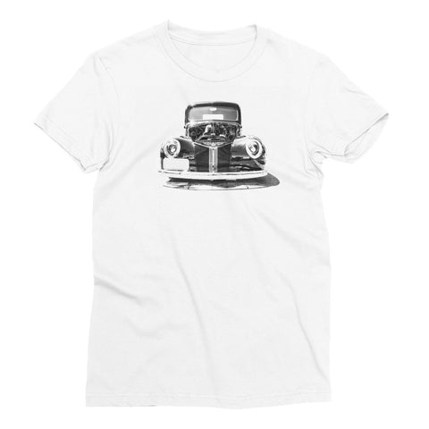 1940 Ford - Will Glover Featured Artist - Women's Short Sleeve T-Shirt