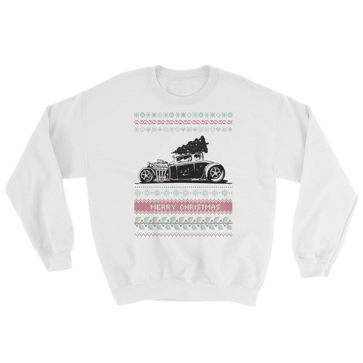 1932 Ford Hot Rod - Ugly Christmas Sweater