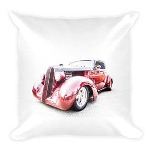 Street Rod - Will Glover Featured Artist - Soft Pillow