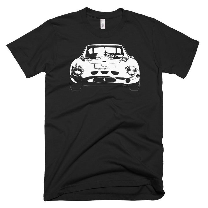 1962 Ferrari GTO Berlinetta - Modern Rodder - Men's T-Shirt