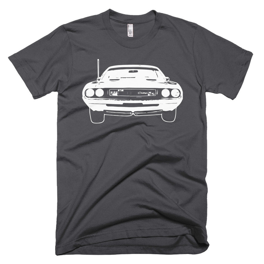 1970 Challenger RT - Modern Rodder - Men's T-Shirt