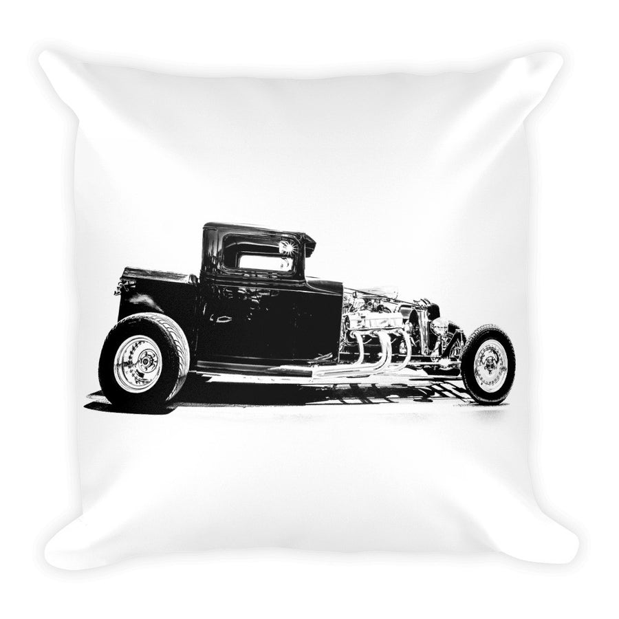 Hot Rod Pickup - Will Glover Featured Artist - Soft Pillow