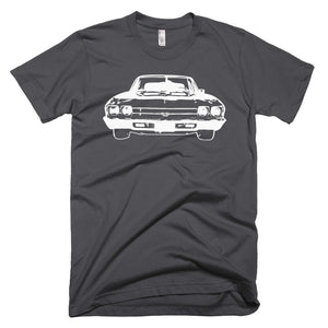 Chevelle SS - Modern Rodder - Men's T-Shirt
