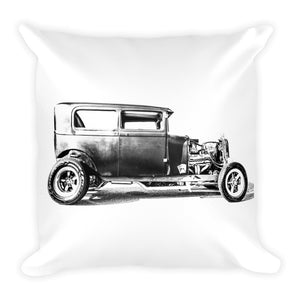 Ford Vicky - Will Glover Featured Artist - Soft Pillow