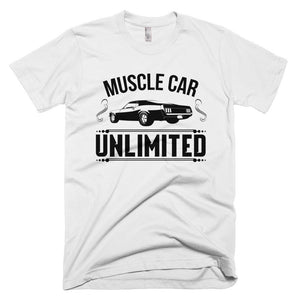 Muscle Car Unlimited - Modern Rodder - Men's T-Shirt