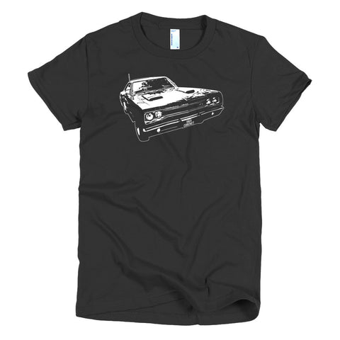 1969 Dodge Super Bee - Modern Rodder - Women's T-Shirt
