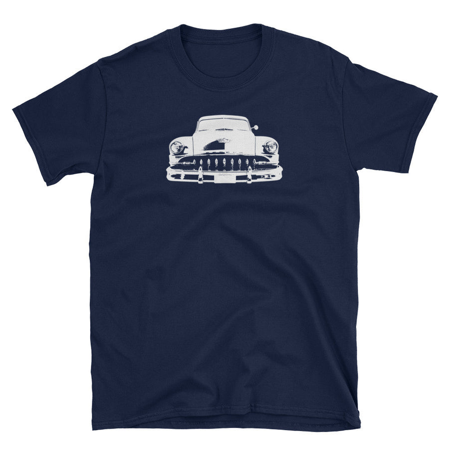 1952 Desoto Classic Hot Rod Shirt - Modern Rodder - Men's T-Shirt