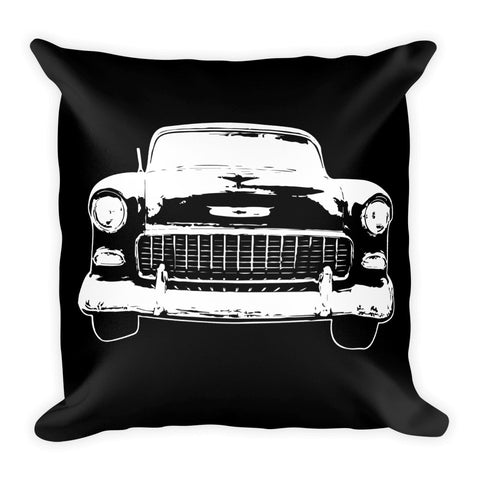 1955 Chevy BelAir - Modern Rodder - Soft Pillow