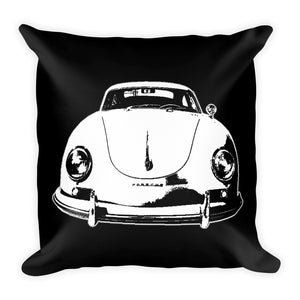 Porsche 356 - Modern Rodder - Soft Pillow