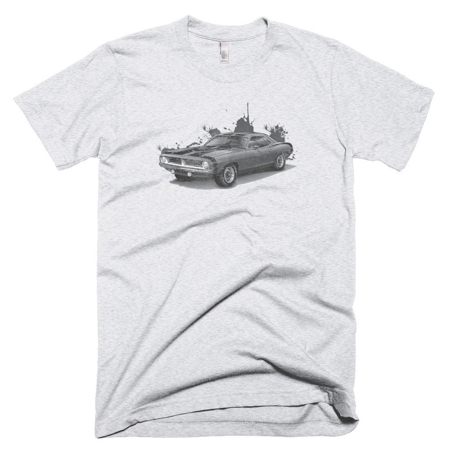 Barracuda - Modern Rodder - Men's T-Shirt