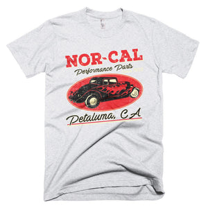 Nor-Cal Performance Parts - Petaluma, CA - Modern Rodder - Men's T-Shirt