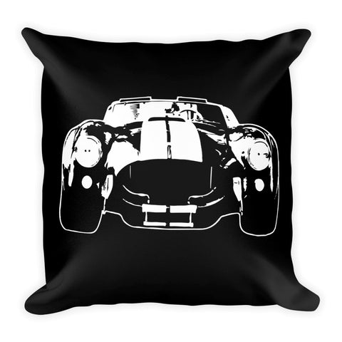 Shelby Cobra - Modern Rodder - Soft Pillow