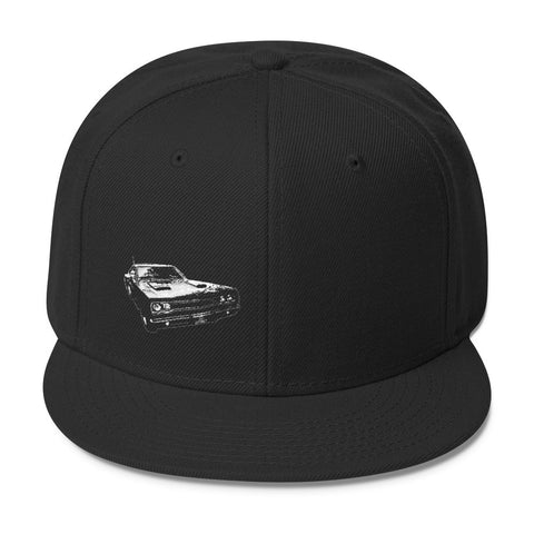 1969 Dodge Super Bee - Modern Rodder - Snapback Hat