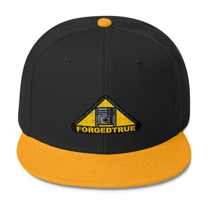 Forged True Pistons - Modern Rodder - Snapback Hat