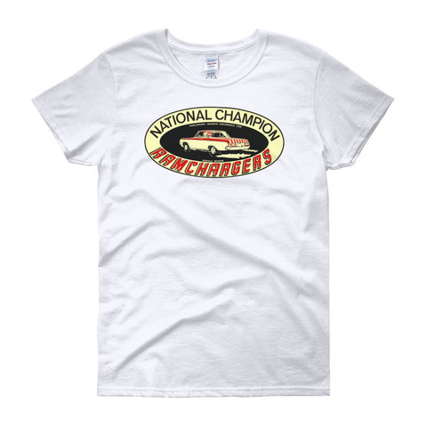 Ramchargers National Champion - Modern Rodder - Women's T-Shirt