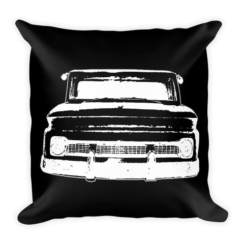 1965 Chevy C10 Big Window Pickup - Modern Rodder - Soft Pillow