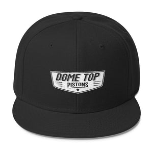 Dome Top Pistons - Modern Rodder - Snapback Hat