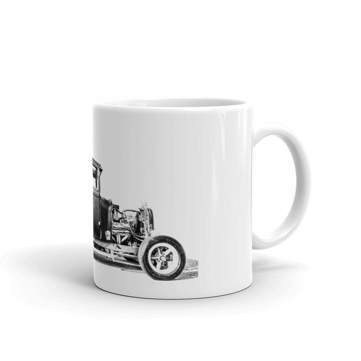 Ford Vicky Hot Rod - Will Glover Featured Artist - Mug made in the USA