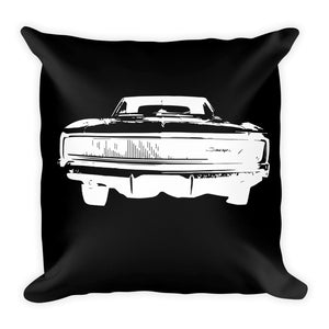 1968 Charger R/T - Modern Rodder - Soft Pillow