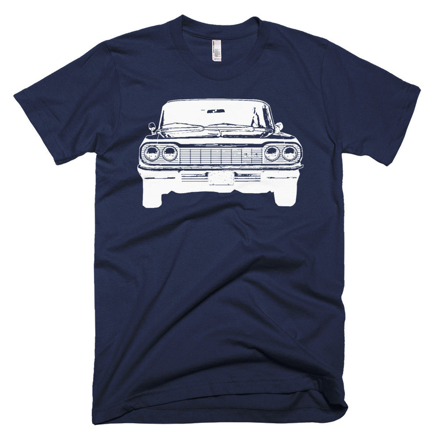 1964 Impala SS - Modern Rodder - Men's T-Shirt