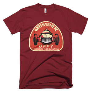 OFFY Owners Association - Modern Rodder - Men's T-Shirt