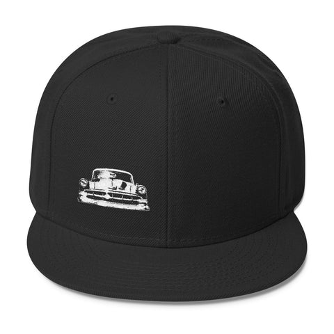 1954 Chevy BelAir - Modern Rodder - Wool Blend Snapback Hat