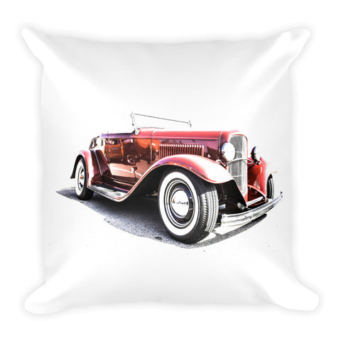 1932 Ford Roadster - Will Glover Featured Artist - Soft Pillow