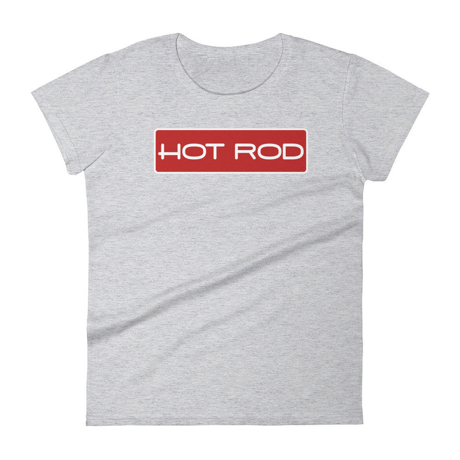 Hot Rod Logo - Modern Roder - Women's Short Sleeve T-Shirt
