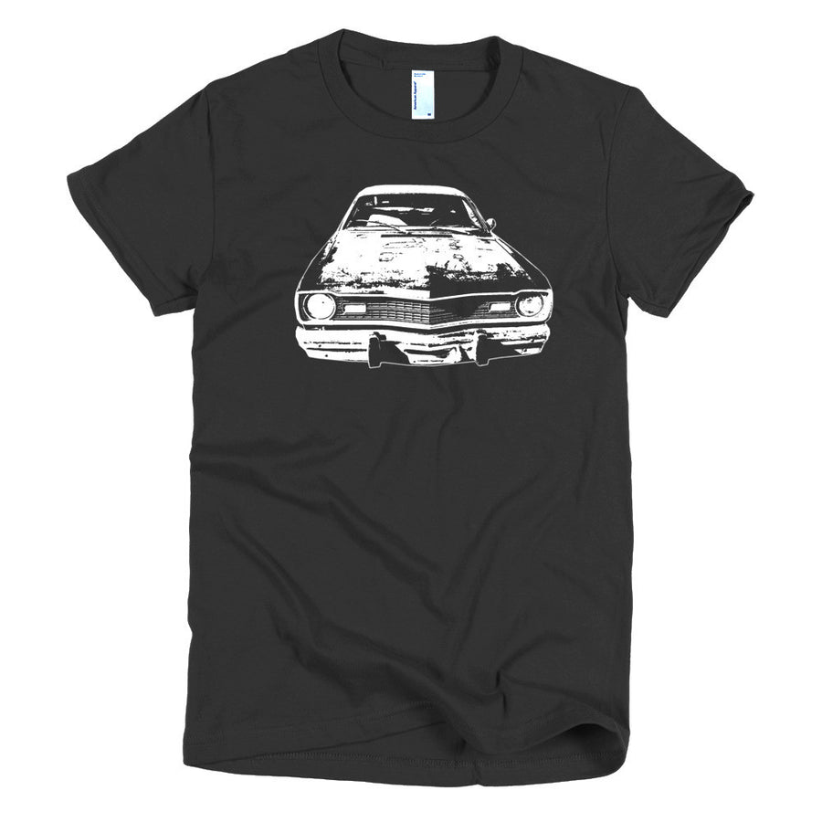 1973 Dodge Dart - Modern Rodder - Women's T-Shirt