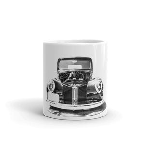 1940 Ford  - Will Glover Featured Artist - Mug made in the USA