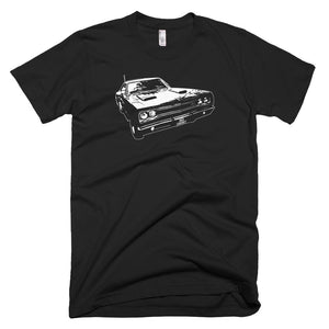 1969 Dodge Super Bee - Modern Rodder - Men's T-Shirt