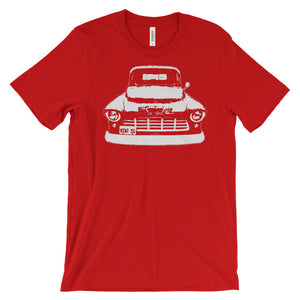 1955 Chevy Pickup Truck - Modern Rodder - Men's T-Shirt