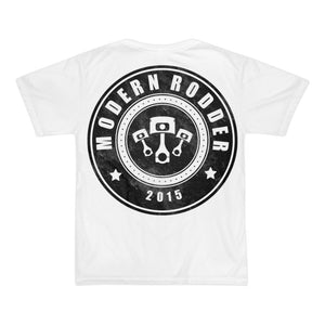 Modern Rodder - Front and Back Logo - Men's T