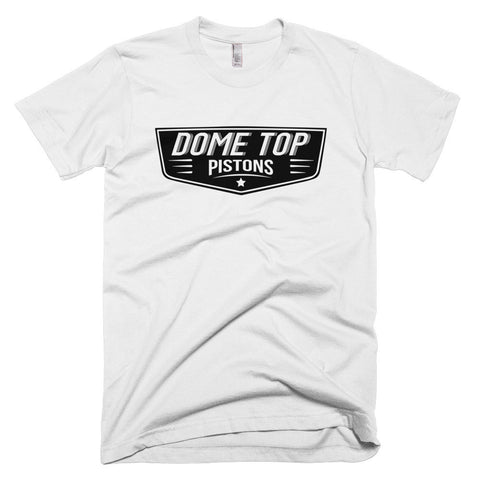 Dome Top Pistons - Modern Rodder - Men's T-Shirt