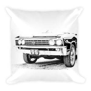 Chevelle SS  - Will Glover Featured Artist - Soft Pillow