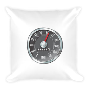 Speedometer - Modern Rodder - Pillow