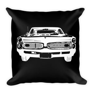 1966 Pontiac GTO - Modern Rodder - Soft Pillow