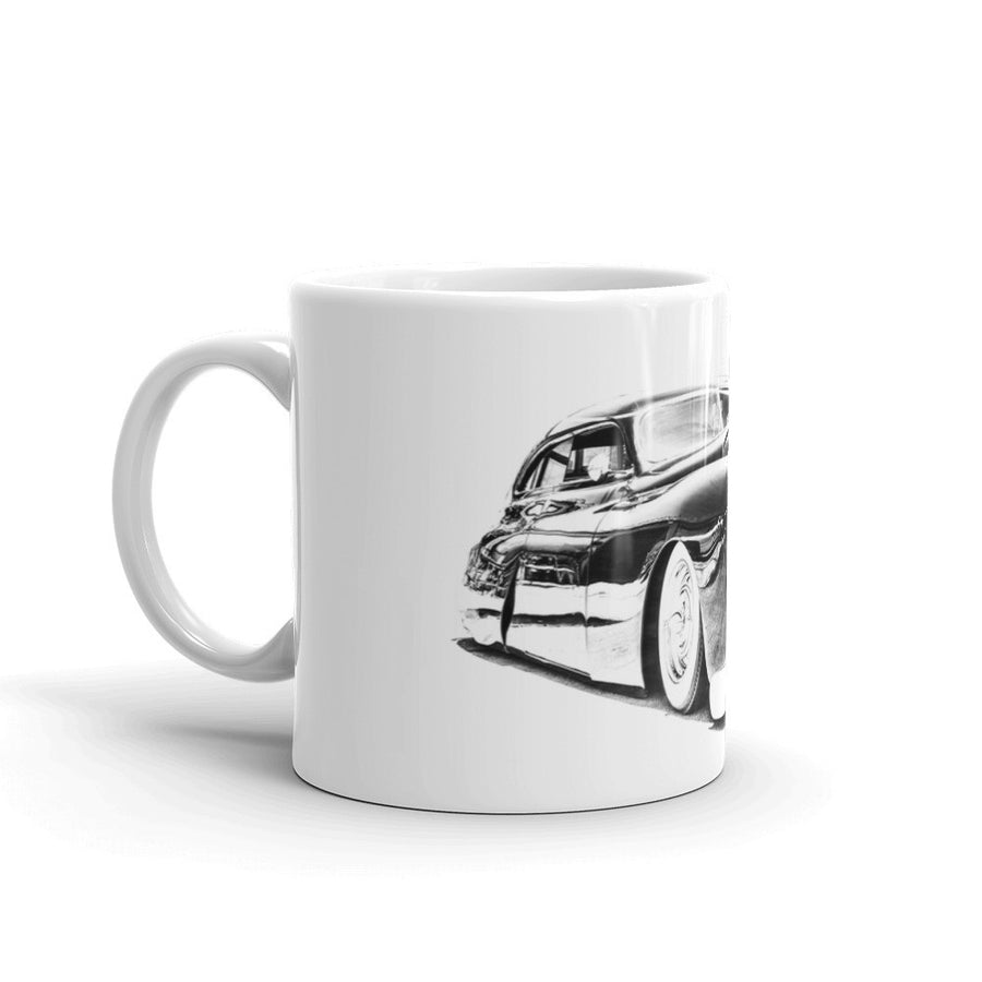Mercury Lead Sled - Will Glover Featured Artist - Mug made in the USA