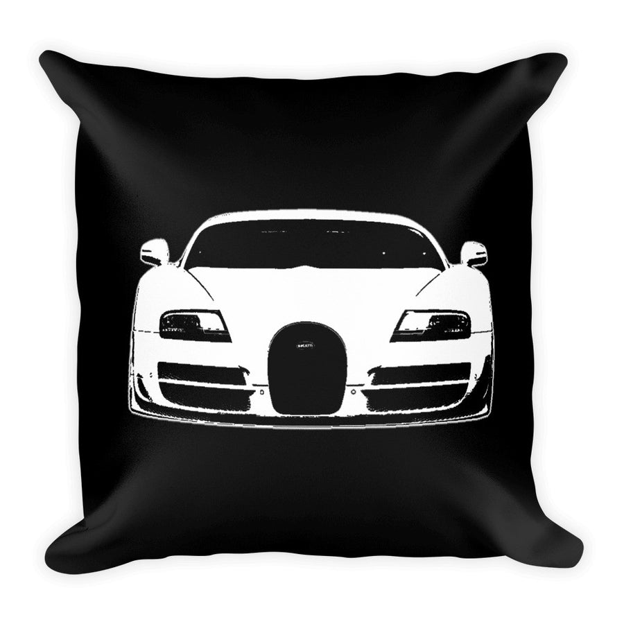 Bugatti Veyron - Modern Rodder - Soft Pillow