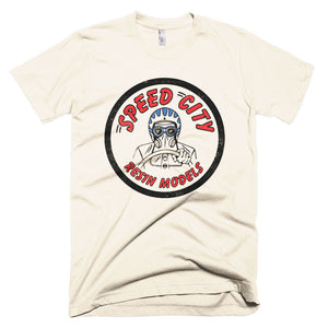 Speed City Resin Models - Modern Rodder - Men's T-Shirt
