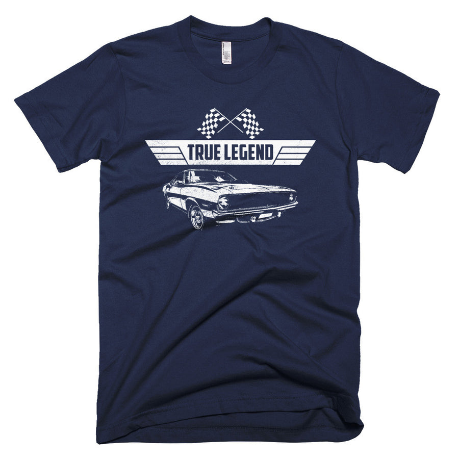 True Legend - Modern Rodder - Men's T-Shirt