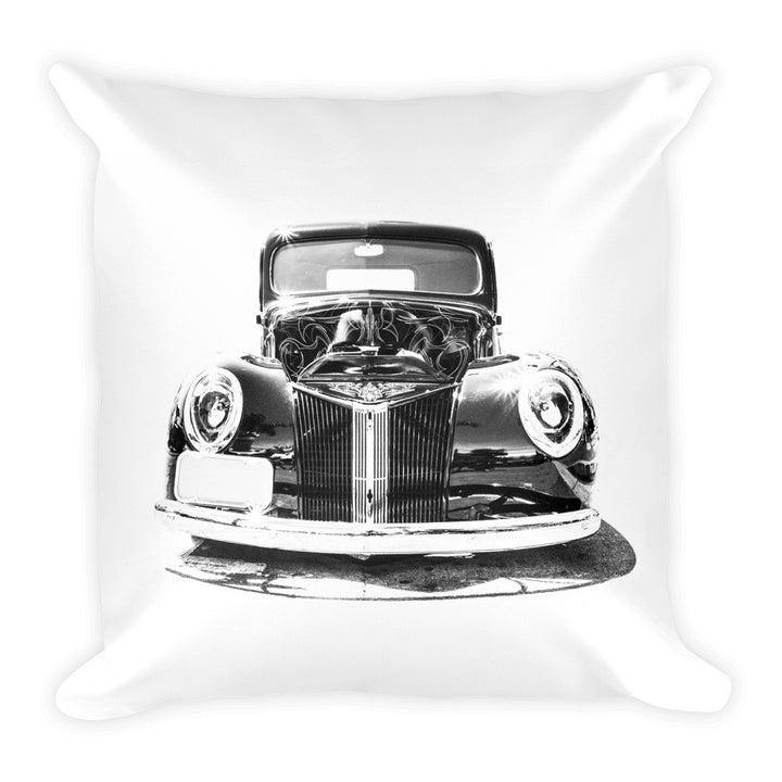 1940 Ford - Will Glover Featured Artist - Soft Pillow