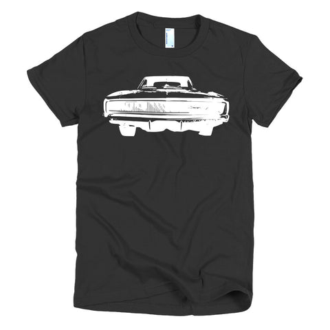 1968 Charger - Modern Rodder - Women's T-Shirt