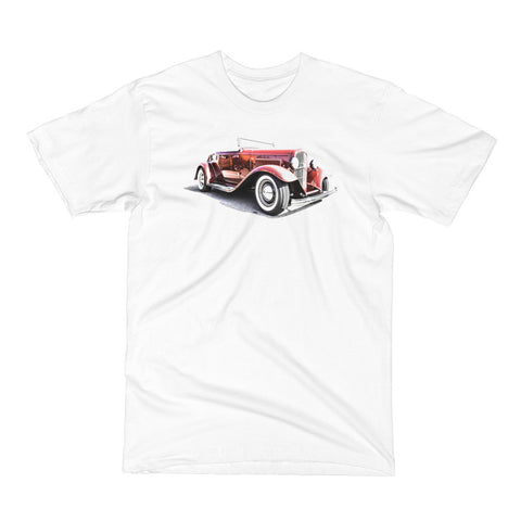 1932 Ford Roadster - Will Glover Featured Artist - Men's Short Sleeve T-Shirt