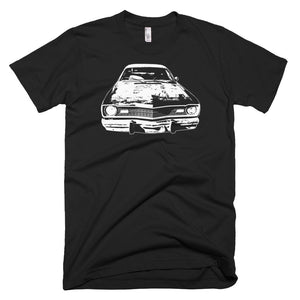1973 Dodge Dart Front - Modern Rodder - Men's T-Shirt