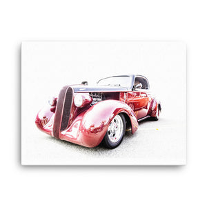 Street Rod - Will Glover Featured Artist - Canvas Printnvas