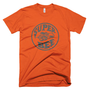 Super Bee Logo - Modern Rodder - Men's T-Shirt